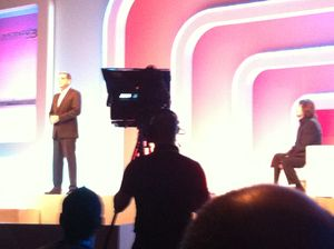 Presentación oficial Nintendo 3DS en Amsterdam.