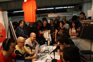 Programa en directo desde el Salón del Manga de Barcelona 2012