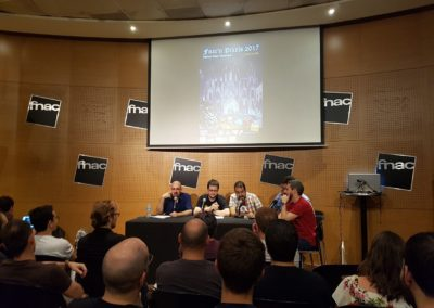 Programa final de la temporada 18 de Game Over, que tuvo lugar en la FNAC El Triangle.